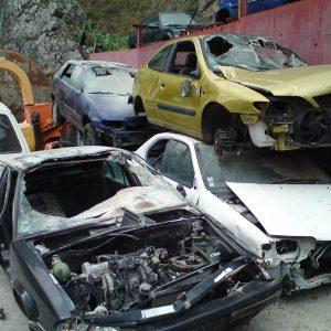 Casse automobile à Nice