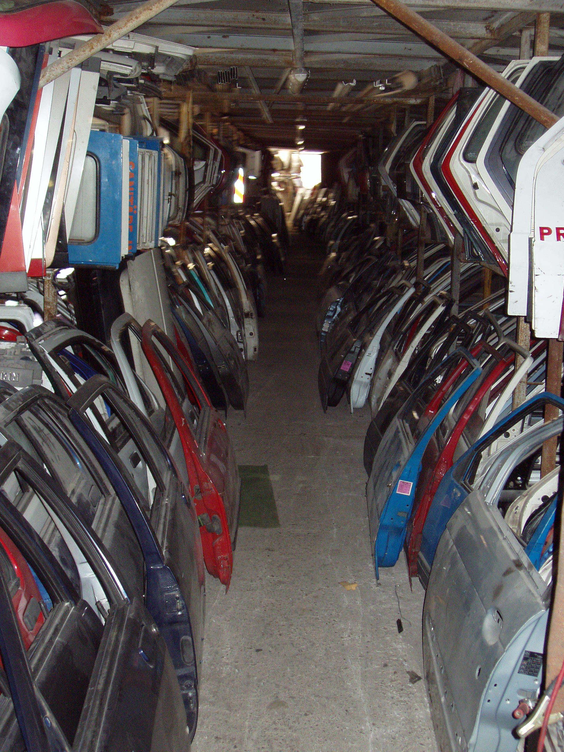 Pièces détachées voiture